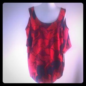 NWT 1X Peter Nygard blouse
